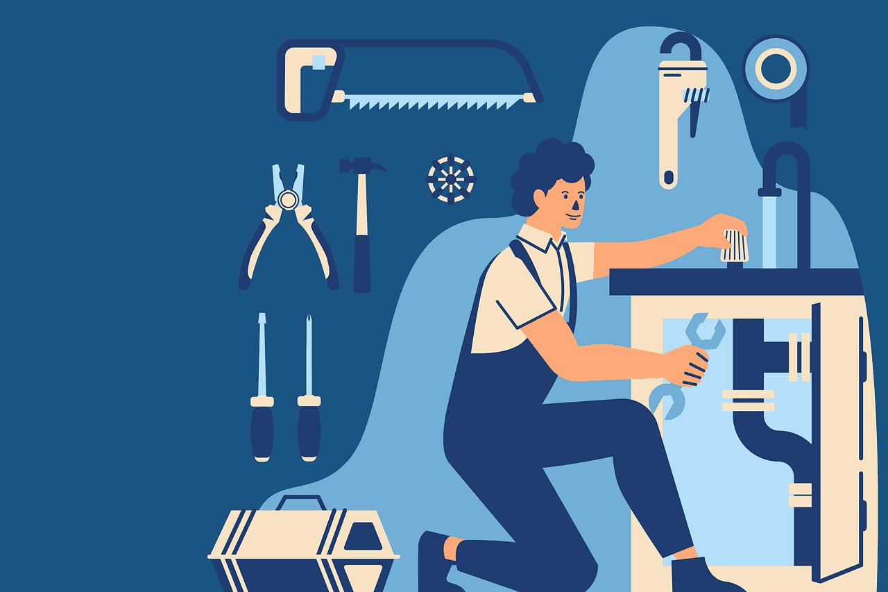 טכנאי מנוסה